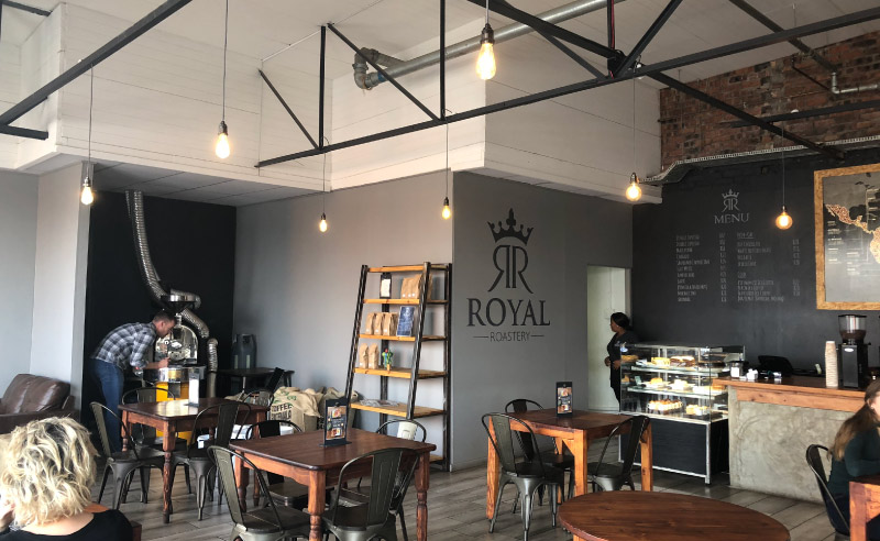 Meet our Merchant: Royal Coffee House