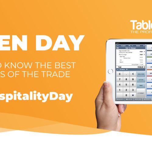 #HospitalityDay 16th May (Johannesburg)