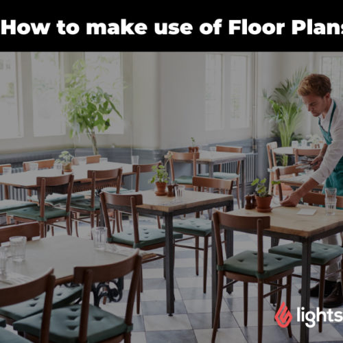 Restaurant Floor Plans: Reducing server confusion