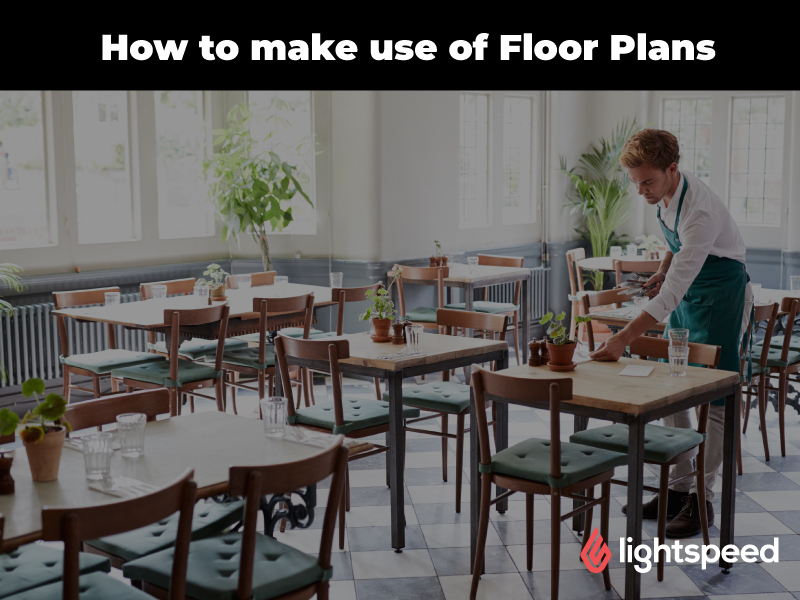 Restaurant Floor Plans: Reducing server confusion