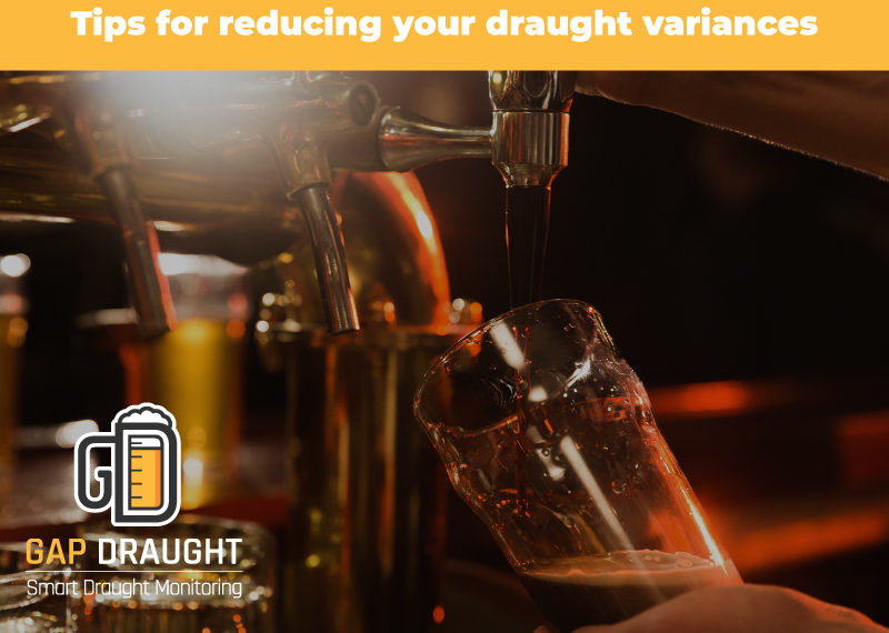 Are your Draught losses caused by spillage, over-pouring, or theft?